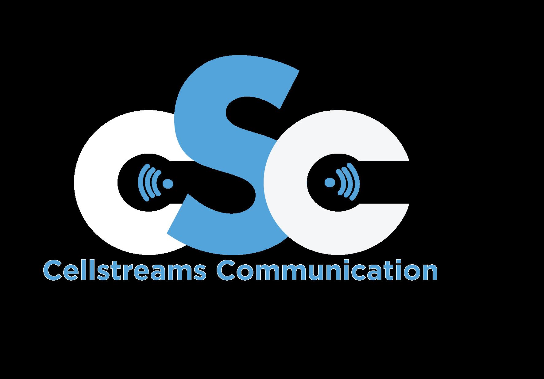 Cellstreams Communication